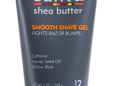 Cantu Men's Smooth Shaving Gel, 5oz