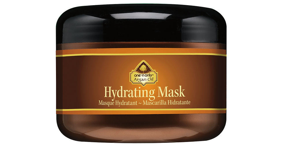 One'n only Argan oil hydrating mask, 300ml
