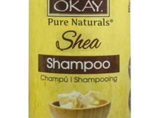 Okay Shea Shampoo 12oz / 355ml