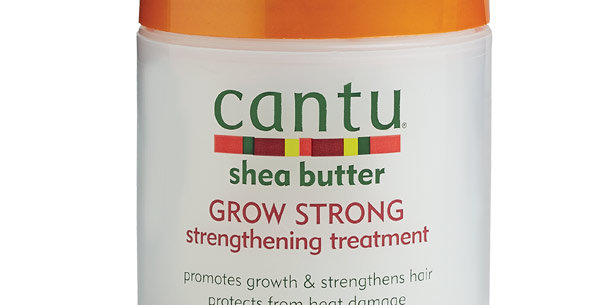 Cantu Shea Butter Grow Strong Strengthening Treatment, 173g