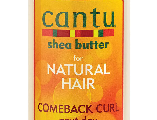 Cantu Comeback Curl Next Day Curl Revitalizer, 12oz
