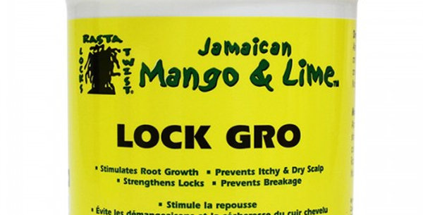 Jamaican mango & lock gro, 16oz