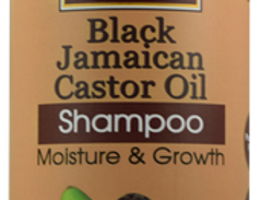 Okay Black Jamaican Castor Oil Moisture Growth Shampoo 12oz