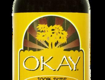 Okay Black Haitian Castor Oil 4oz