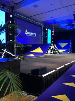 Indoor Corporate Stage