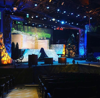 Elevation Extreme Stage