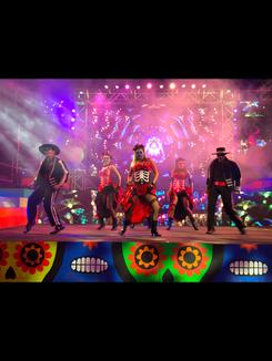 Dia De Los Muertos Stage