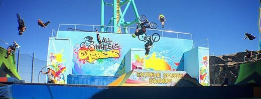 All Wheels Extreme Cedar Point