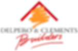 Builders Hobart - Delpero and Clements Builders Logo png.