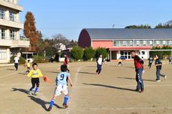 2017年12月3日 親子サッカー
