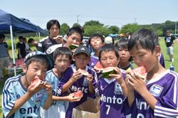 2017年7月9日 JAサッカー教室