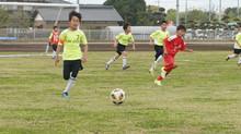 JA共済カップ 学年別少年サッカー大会(低学年)県南二次予選