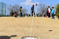 2018年3月4日 フットゴルフ①