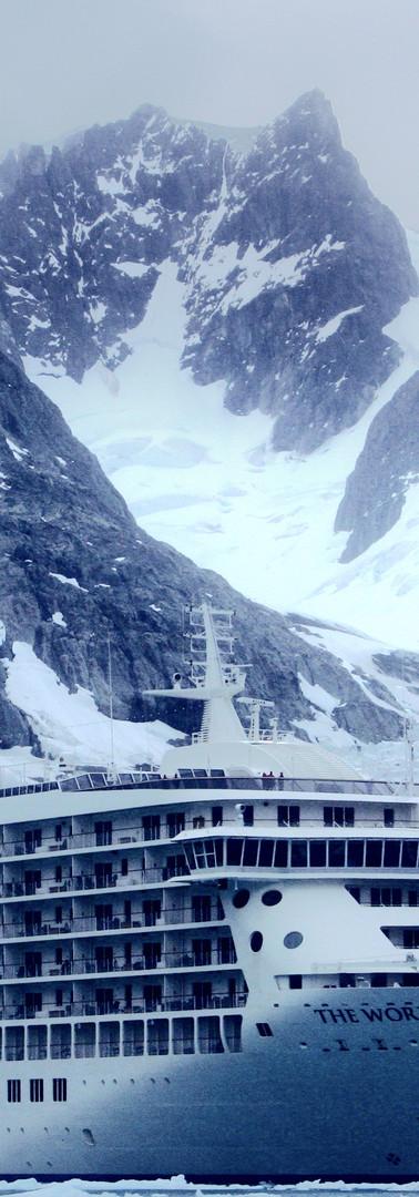 The World Drygalski Fjord