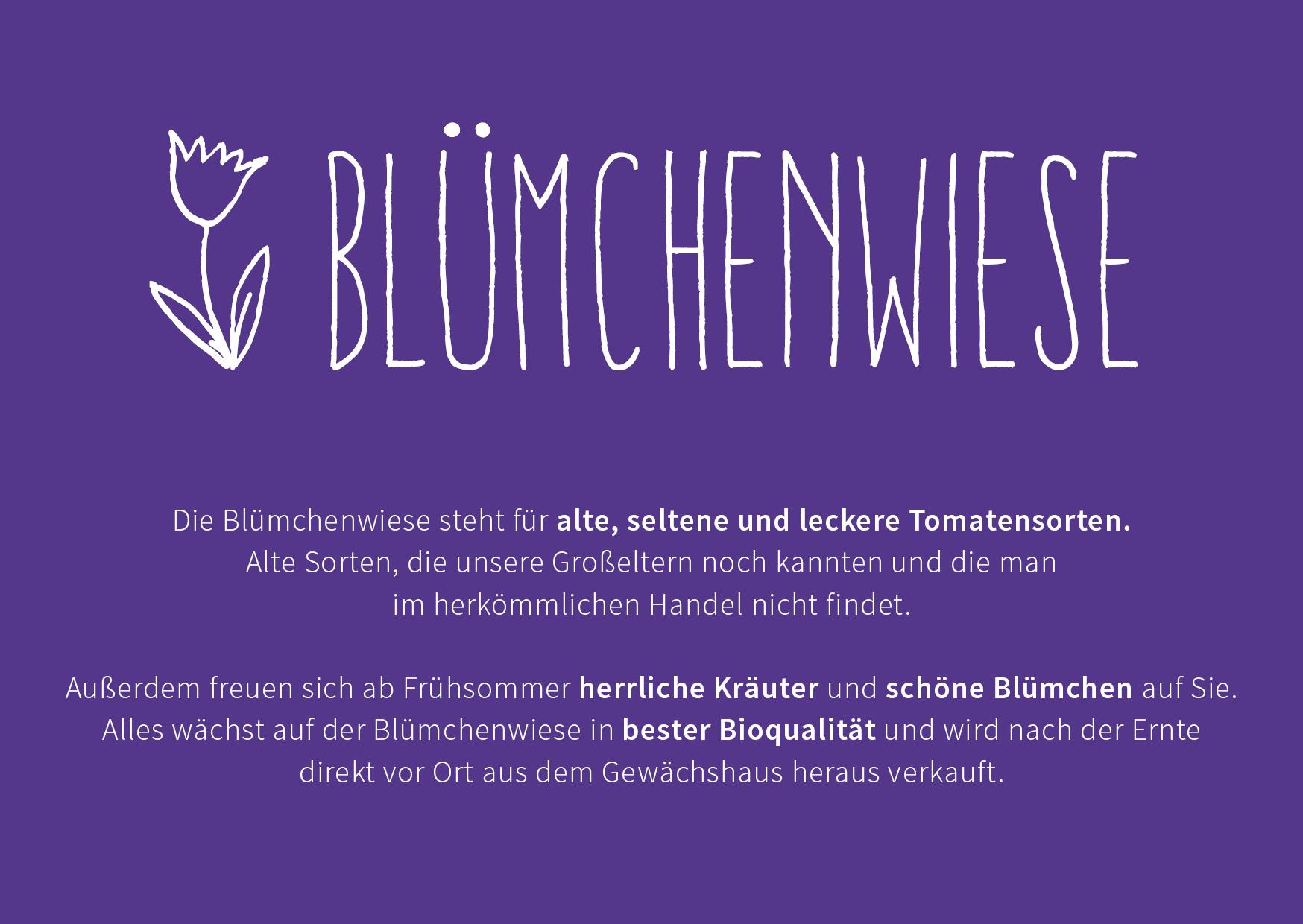 Blümchenwiese Frankfurt