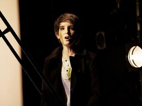 GoldenPlec - Heresy Opera 2016, Shauna Caffery