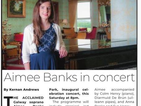 Aimee Banks in Concert