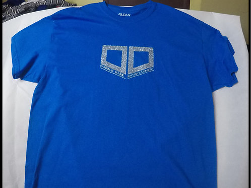 Dubble Dare Ent T-Shirt Blue
