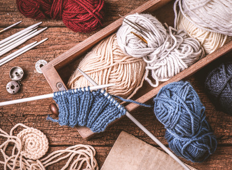 There Is A Scripture - Be Knit