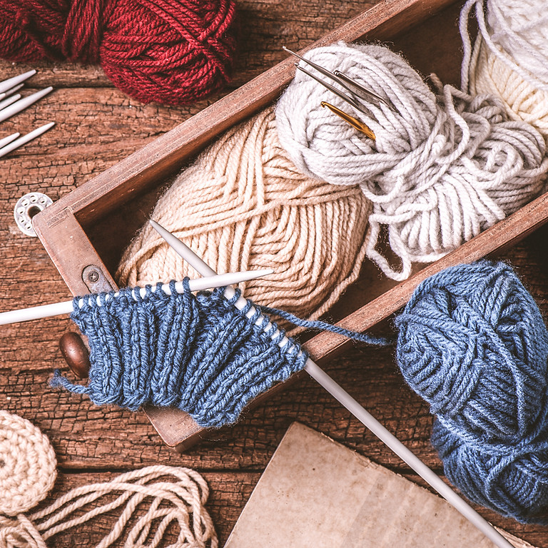 Knitting, Crochet and Craft Evening