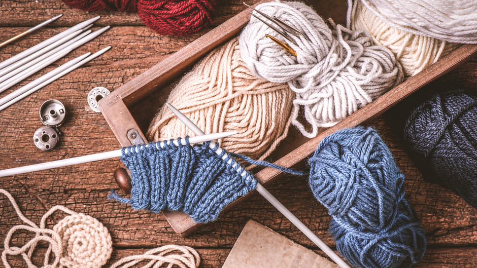 Why Knitting Should Be Your New Hobby for Autumn