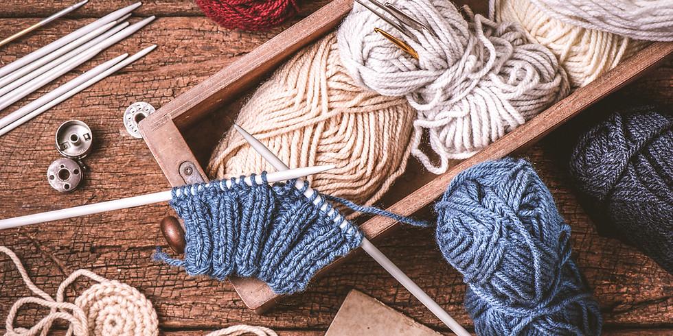 Knitting, Crochet and Craft Evening