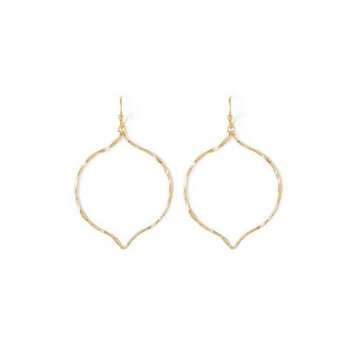 Moraccan Drop Earrings