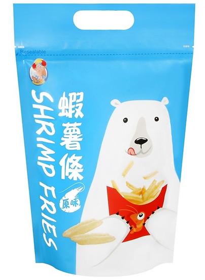 Howon Shrimp Flavored Potatoes Snacks 荷旺蝦薯條