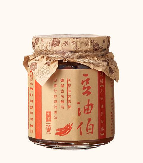 Spicy Soybean Paste豆油伯辣豆瓣醬