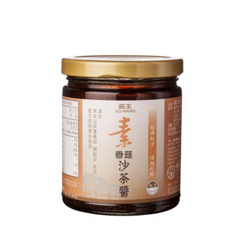 菇王沙茶醬Gu Wang Satay Sauce