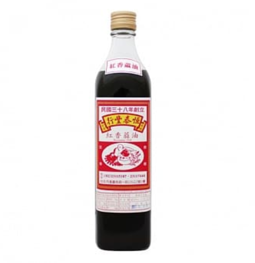 Sesame Oil 恆泰豐行紅香麻油