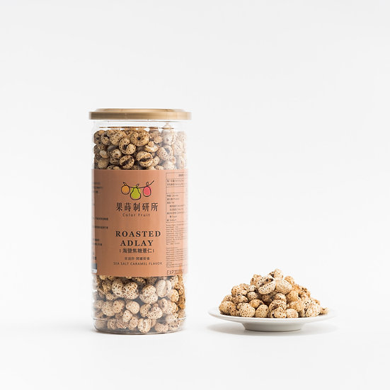 Pop Barley Salted Caramel Flavor果蒔制研所爆薏仁