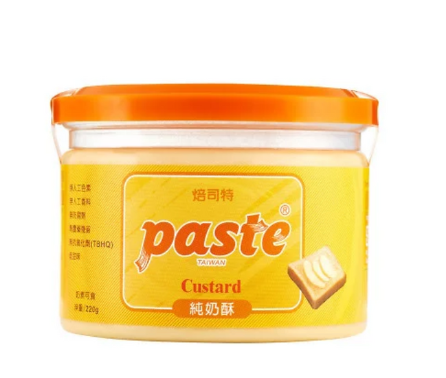 Custard Paste福汎純奶酥
