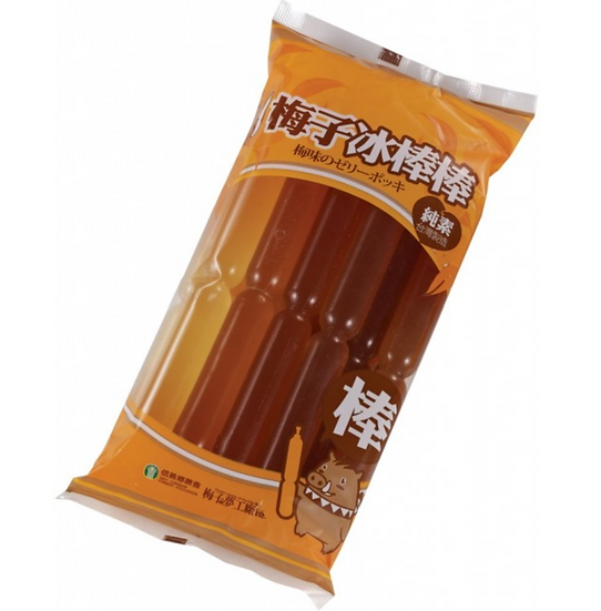 Plum Popsicle梅子夢工廠梅子冰棒棒