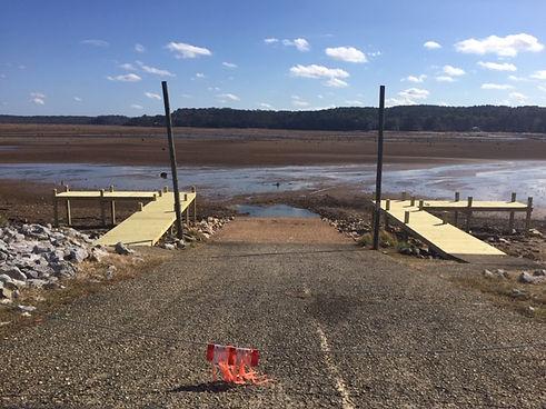 20191130 Lake Gantt Draw Down.JPG