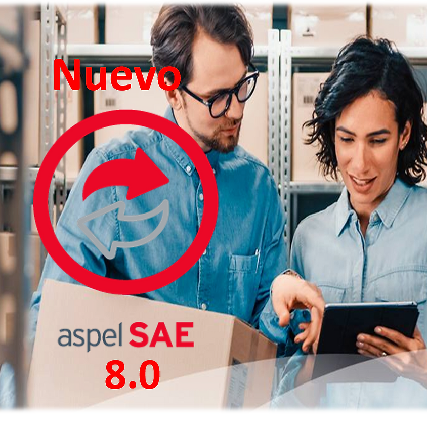 "Charla Virtual ""Lo nuevo de ASPEL SAE 8.0 """