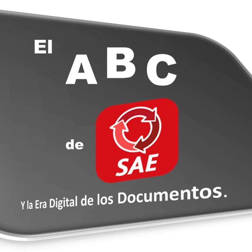 """Taller """"El ABC de SAE y la Era Digital de los Documentos"""""""