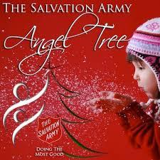 2016 Salvation Army Angel Tree Drive
