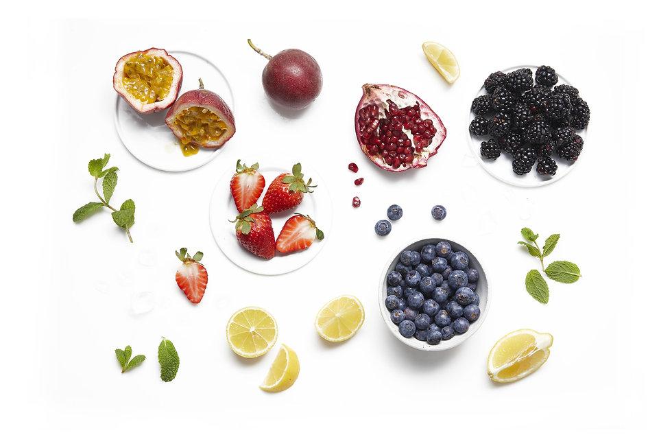 Lemonade drink ingredient setting