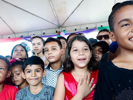 Prefeitura promove festa em homenagem ao dia das Crianças em Epitaciolândia
