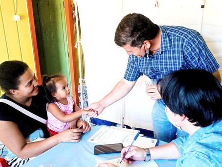 """Projeto """"Saúde na Comunidade"""" leva serviços médicos para moradores do Chora Menino"""