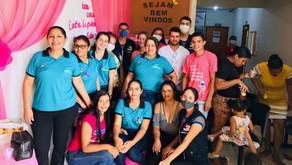 UBS José Francisco alerta mulheres sobre o risco de câncer da mama