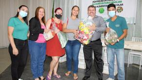 Prefeitura entrega Kits Alimentação para Alunos das Escolas Infantis de Epitaciolândia
