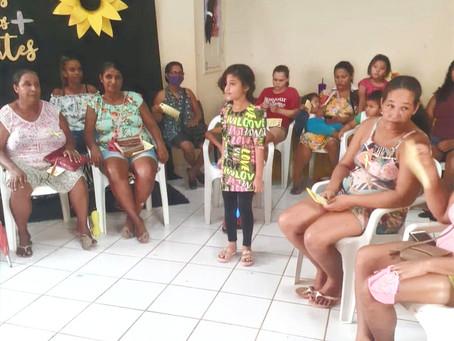 Setembro Amarelo - CRAS realiza roda de conversa sobre a prevenção do suicídio