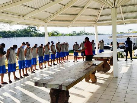 Inclusão - Prefeitura de Epitaciolândia leva cultura, esporte e lazer para reeducandos do ISE