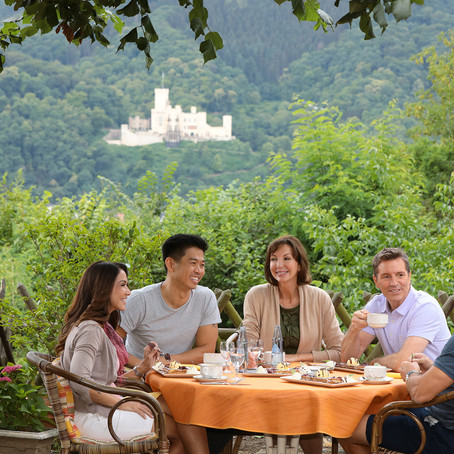 Four Countries you will enjoy on your Rhine River Cruise
