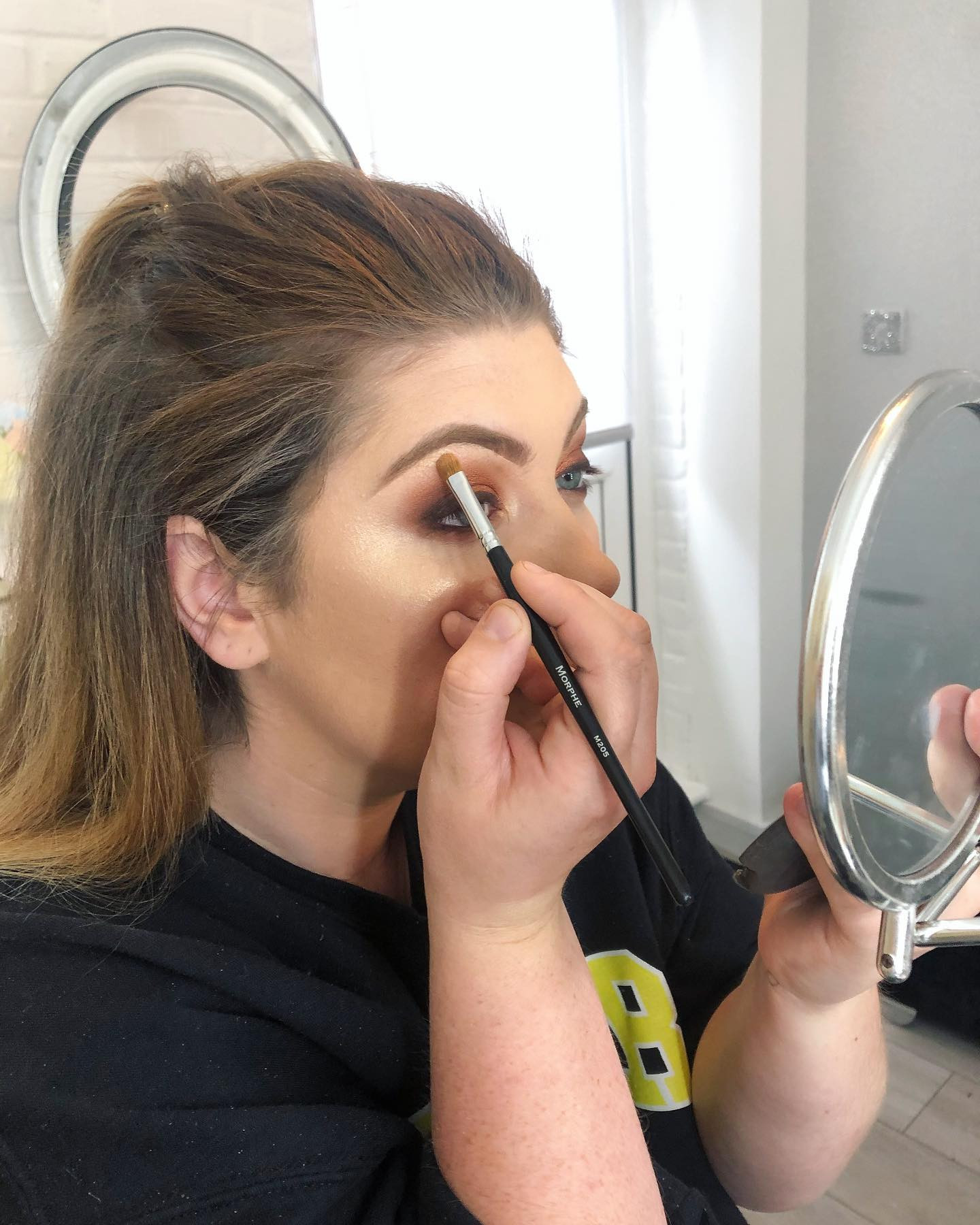 Glam Makeup Lesson