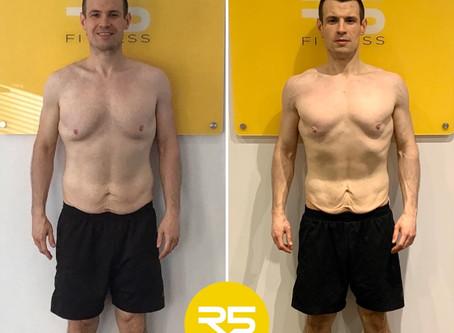 James's Transformation