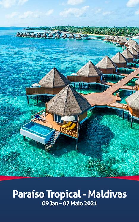 Paraíso Tropical - Maldivas