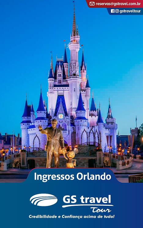 Ingressos Orlando